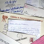 Cards and Letters Sent to PWP