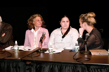PWP SVA Panel Discussion ©Beth Portnoi Shaw