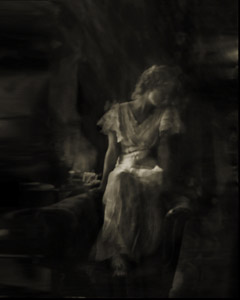 Evangeline Reflected ©Ann George