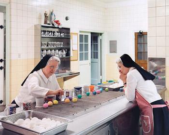 The Sisters of Christian Charity ©Juliana Sohn