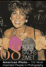Alice Sachs Zimet in American Photo