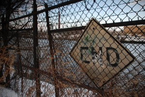 Dead End ©Nathan Kensinger