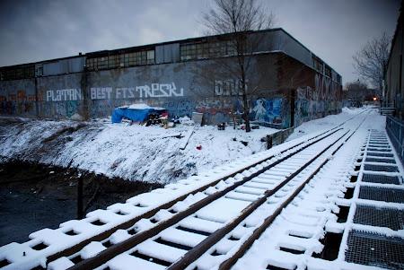 Train Track Terminus ©Nathan Kensinger