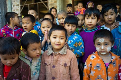 Shwe Sin Minn Orphanage - Maymyo, Myanmar 2012 (Orient-Express Hotels Ltd)