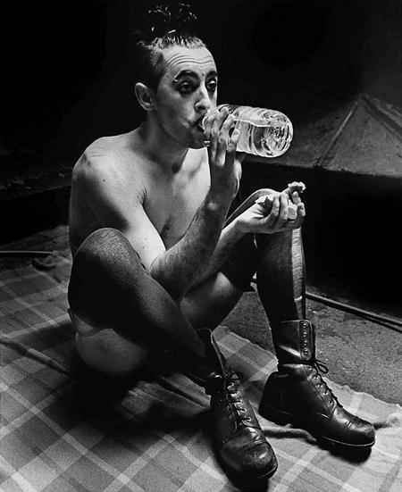 Alan Cumming - Cabaret, 1998 ©Rivka Katvan