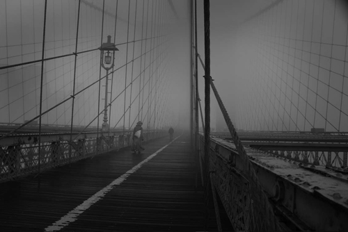 Brooklyn Bridge, 2007 ©Rivka Katvan