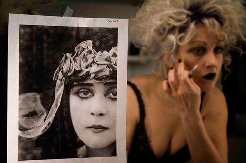 Cyndi Lauper - The Threepenny Opera, 2006 ©Rivka Katvan