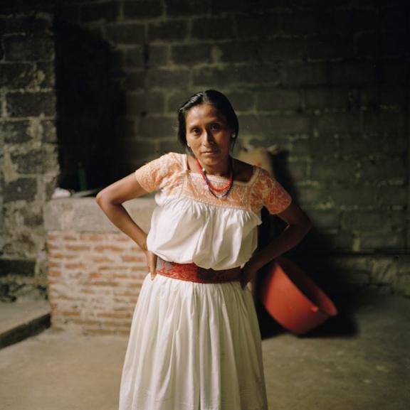 Esperanza Contreras, Tortilleria, ©Mary Teresa Giancoli