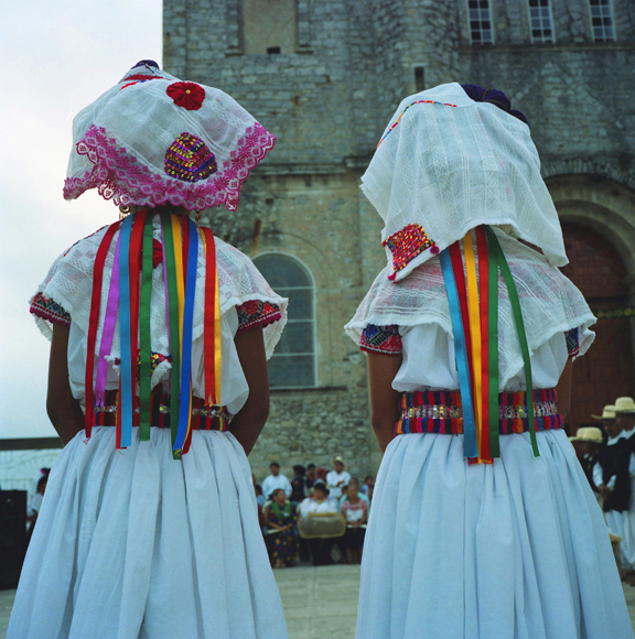Huipil beauties, ©Mary Teresa Giancoli