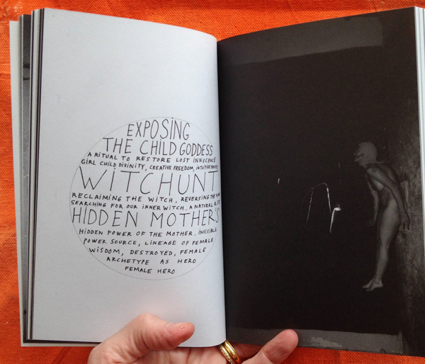 "Girls Against God issue 2,""Witchunt"" by Melanie Bonajo and Bianca Casady"