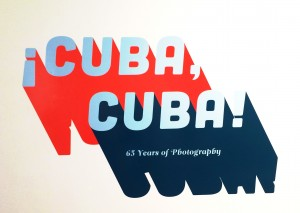 "ICP's ""Cuba! Cuba!: 65 Years of Photography""   Photo Credit: Michele Dragonetti"