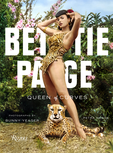 """Bettie Page: Queen of Curves"" by Petra Mason"
