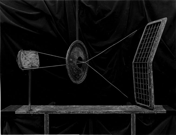 Car Grill, 1994 ©Zeke Berman