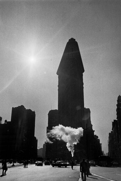 Flat Iron Building ©Sid Kaplan