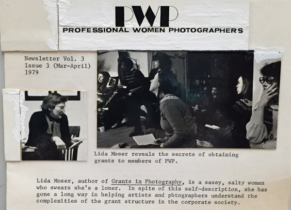 1979 PWP Newsletter draft