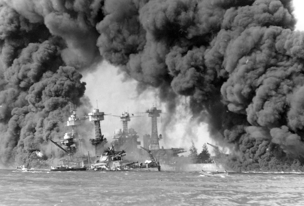The Bombing of Pearl Harbor