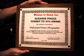 2011 WIN Award to PWP