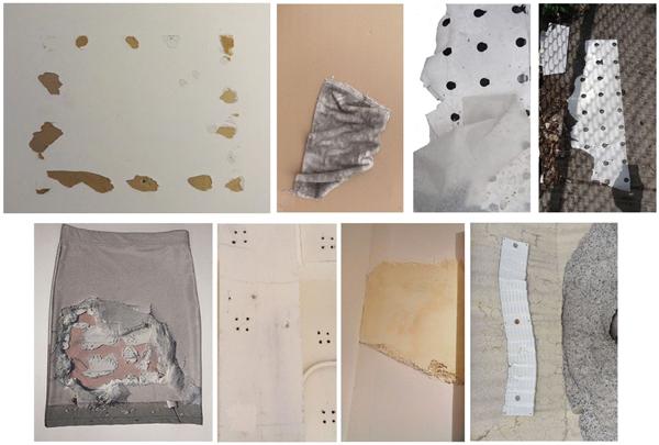 Selected Works ©Isabelle Schneider