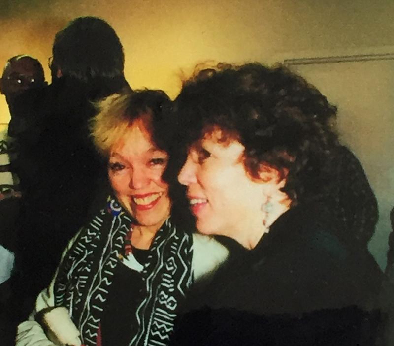 PWP Members Dannielle Hayes & Meryl Meisler