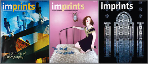 PWP's IMPRINTS Magazine in the 2000s utilized the power of Adobe Photoshop and InDesign