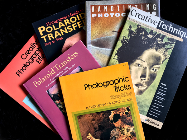 Books on alternative photo processes